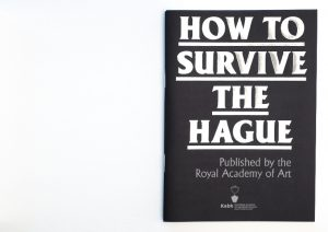 How To Survive The Hague